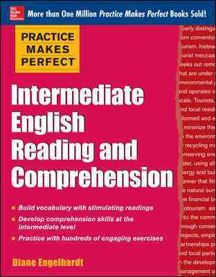 Ntermediate English Reading and Comprehension By Engelhardt, Diane