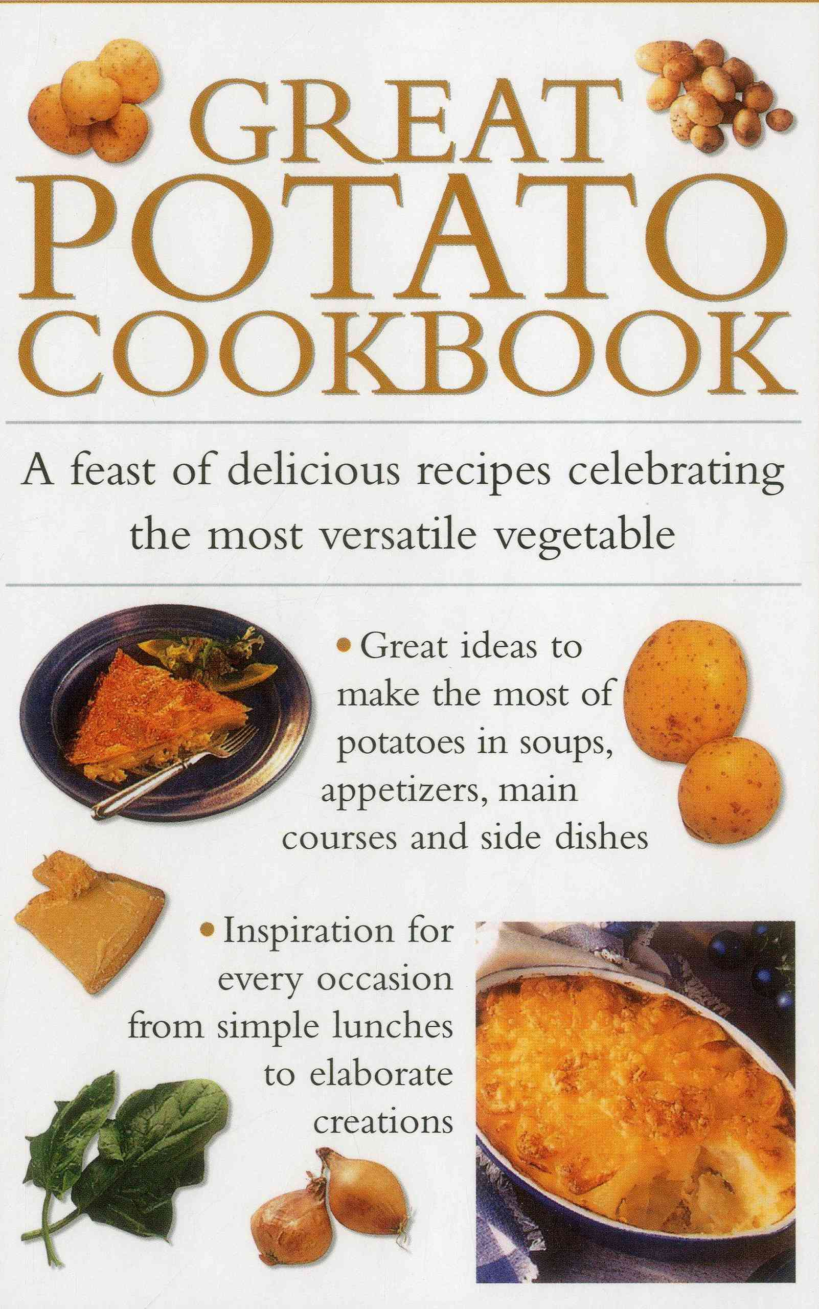 Great Potato Cookbook By Ferguson, Valerie