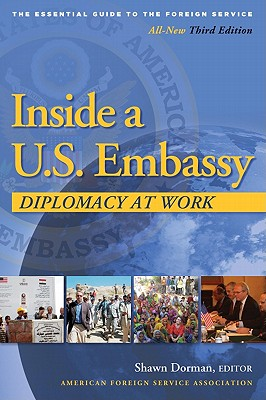 Inside a U.s. Embassy By Dorman, Shawn (EDT)